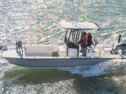 2019 - Kencraft Boats - 2460 Bay Rider
