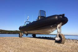 2017 - SeaLegs - 71m RIB