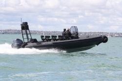 2020 - SeaLegs - 90M Hydrasol RIB