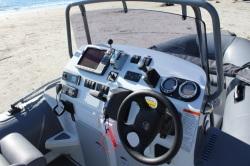 2020 - Sealegs - 77M Wide Console RIB