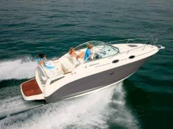 2010 - Sea Ray Boats - 255 Sundancer