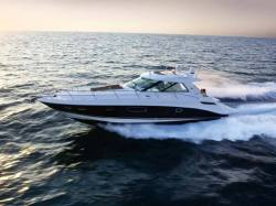 2010 - Sea Ray Boats - 450 Sundancer