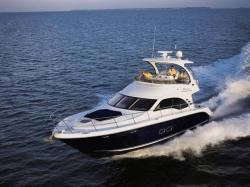 2010 - Sea Ray Boats - 520 Sedan Bridge