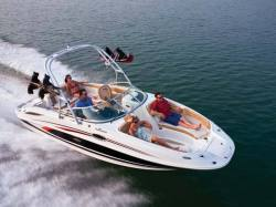 2011 - Sea Ray Boats - 260 Sundeck
