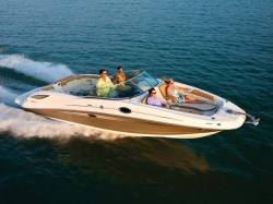 2011 - Sea Ray Boats - 300 Sundeck