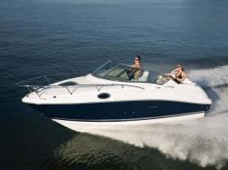 2011 - Sea Ray Boats - 240 Sundancer