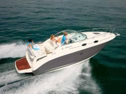 2011 - Sea Ray Boats - 255 Sundancer