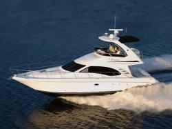 2011 - Sea Ray Boats - 450 Sedan Bridge