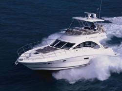 2011 - Sea Ray Boats - 47 Sedan Bridge