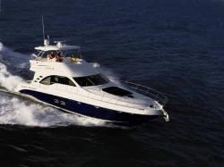 2011 - Sea Ray Boats - 580 Sedan Bridge