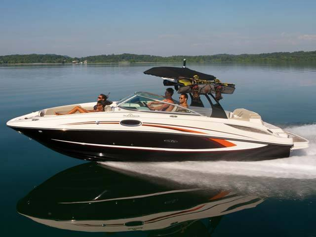 Research 2012 Sea Ray Boats 260 Sundeck On Iboats Com