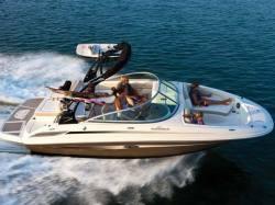 2012 - Sea Ray Boats - 220 Sundeck