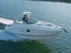 2012 - Sea Ray Boats - 260 Sundancer