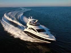 2012 - Sea Ray Boats - 450 Sedan Bridge