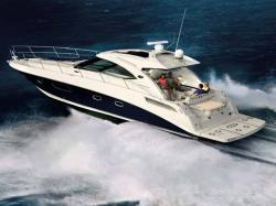 2012 - Sea Ray Boats - 470 Sundancer