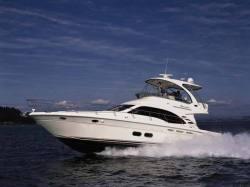 2012 - Sea Ray Boats - 520 Sedan Bridge
