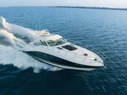 2012 - Sea Ray Boats - 580 Sundancer