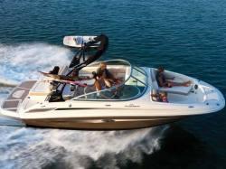 2013 - Sea Ray Boats - 220 Sundeck