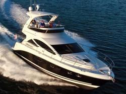 2013 - Sea Ray Boats - 450 Sedan Bridge