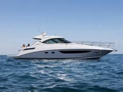 2013 - Sea Ray Boats - 470 Sundancer