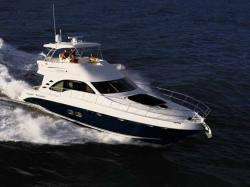 2013 - Sea Ray Boats - 580 Sedan Bridge