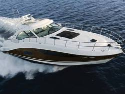 2013 - Sea Ray Boats - 580 Sundancer