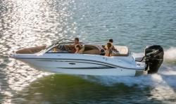 2016 - Sea Ray Boats - 21 SPX OB