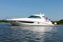 2016 - Sea Ray Boats - 450 Sundancer