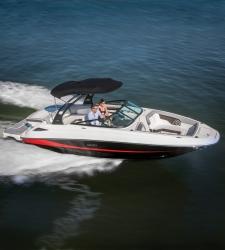 2017 - Sea Ray Boats - SDX 240