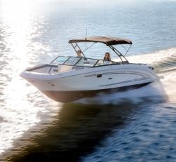2017 - Sea Ray Boats - SDX 290