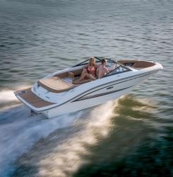 2017 - Sea Ray Boats - SPX 190