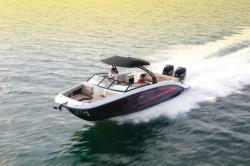 2017 - Sea Ray Boats - SDX 290 OB