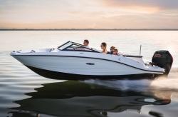 2017 - Sea Ray Boats - SPX 190 OB