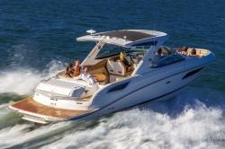 2018 - Sea Ray Boats - SLX 350