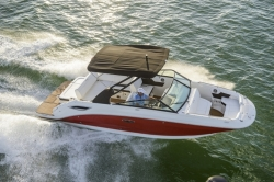 2018 - Sea Ray Boats - SDX 250