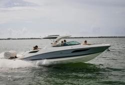 2019 - Sea Ray Boats - SLX 350 OB