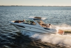 2020 - Sea Ray Boats - SLX 350