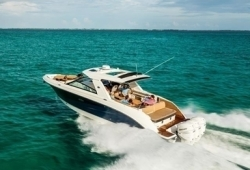 2021 - Sea Ray Boats - SLX 400 OB