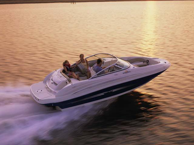 Research Sea Ray Boats 200 Sundeck Bowrider Boat on iboats com