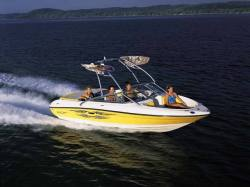 Sea Ray Boats 205 Sport Bowrider Boat