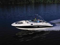 Sea Ray Boats 270 Sundeck Bowrider Boat