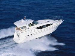 Sea Ray Boats 40 Motor Yacht Boat