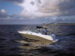 Sea Ray Boats 270 Amberjack Cruiser Boat