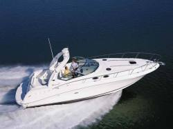 Sea Ray Boats 340 Sundancer Cruiser Boat