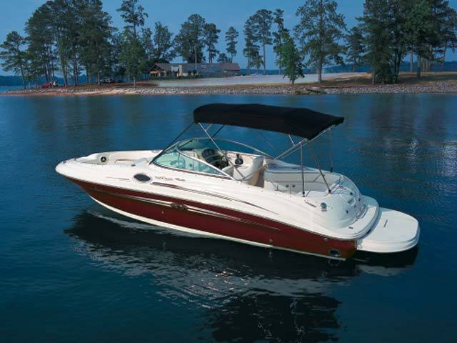 Sea Ray 240 Sundeck >> Research Sea Ray Boats 240 Sundeck on iboats.com