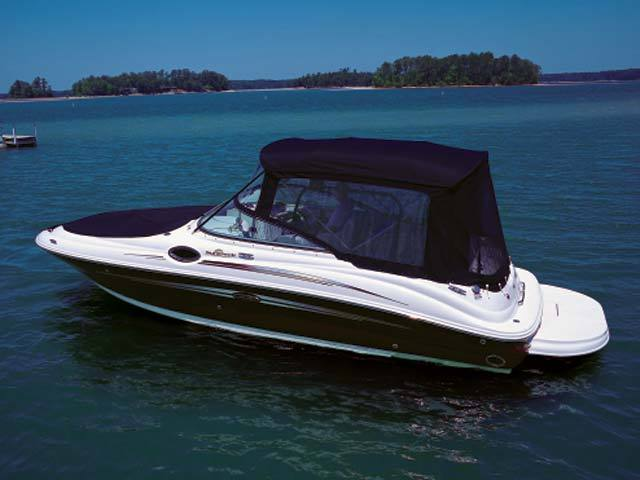 Research Sea Ray Boats 240 Sundeck On Iboats Com