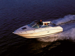 Sea Ray Boats 215 Weekender