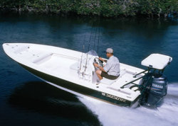 2009 - Seastrike Boats - 180S