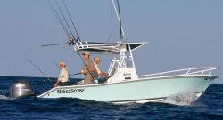 2009 - Seastrike Boats - 240CC
