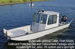 2014 - Seaark Boats - 2472 CUB
